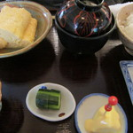 西麻布 かねき - 出汁巻き定食¥1,000