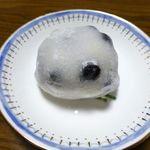 銀座甘楽 - 噂の豆大福(200円)
