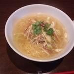 17014160 - ねぎ汁そば(870円)