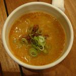 チャイニーズキッチン ヌーリー - 担担麺
