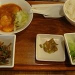 チャイニーズキッチン ヌーリー - Bランチエビチリ