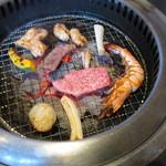森辻 名張店 - 2013.01.27 焼いています!
