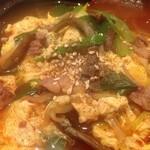板門亭吉岡 - ジャン麺¥800