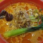 中国麺家 - 特辣坦々麺:780円