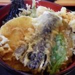 丸福 - 天丼