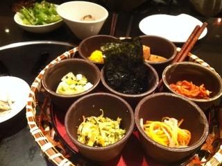 五穀亭 - 籠もりの前菜♡