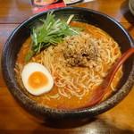 ぶちうま - 海老香る担担麺