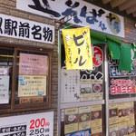 立そば処 十勝 - 外観 2 【 2013年1月 】