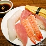 だいこんの花 - バイキング・お寿司