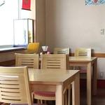 中華料理 永楽 - 店内1