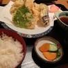 宮崎つうせん - 料理写真:てんぷら定食