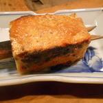 田楽 - 豆腐、味噌で