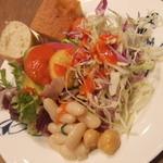 17026304 - サラダビュッフェ 私のお皿