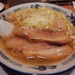 IKR51with五拾壱製麺 - 見た感じもよろし