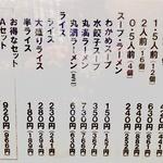 餃子の丸満 - 2013/01/1X