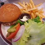 シーダイナー - ハンバーガー