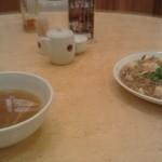 17028909 - フカヒレスープ麻婆豆腐