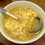 謝謝 - スープ
