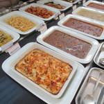 コンチネンタル料理 ミストラル - 温料理コーナー