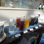 コンチネンタル料理 ミストラル - ドリンクコーナー