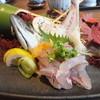 海鮮料理えいたろう - 料理写真:潮騒の宿・晴海の中にあります、海鮮料理えいたろうです。