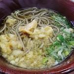 ヤマトモチスエヒロ食堂 - そば
