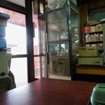 ヤマトモチスエヒロ食堂 - 店内の雰囲気