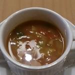 17037218 - スープ♪
