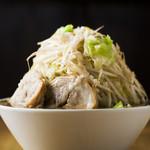 食楽 - 料理写真:ラーメン 野菜6倍