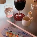 よろこび - アイスコーヒー350円