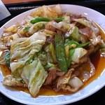 千成飯店 - 料理写真:回鍋肉