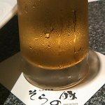 1704087 - ビールは鉄板♪