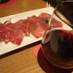 17040841 - '12.12.生ハムと赤ワイン