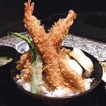 17041877 - 限定らんち えびカツ丼 980円