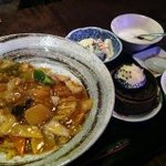 17042633 - 中華丼ランチ