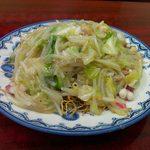 長崎飯園 - 皿うどんパリパリ麺