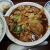 Miyoshishokudou - 料理写真:回鍋肉定食