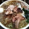 三代目 味の大西 - 料理写真:950円『醤油チャーシューわんたん麺』2013年1月吉日