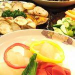 京都北山ダイニング - 旬な野菜をふんだんに…【和食】農家から仕入れる旬な野菜をメインに使用したお料理。上品な京都らしい味付けが、お母さんにも大好評◎★ビュッフェに込み★