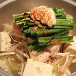 串くし本舗  - 料理写真:当店自慢の牛もつ鍋!1人前880円とかなりお得です!