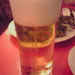 ラ・ベルデ - 生ビール