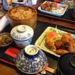 民芸茶屋 味蔵 - かしわめし定食