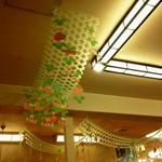 おぐら - 天井の飾り