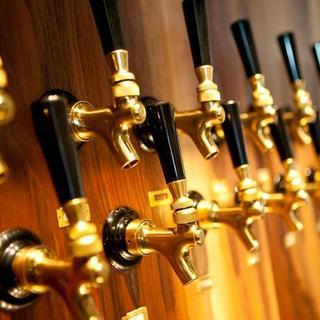 樽生国産ビールが24種類♪