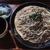 竹茶庵 - 料理写真:ざる蕎麦