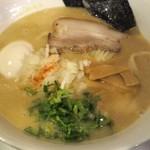 麺や 松辰 - 濃厚白味噌らーめん