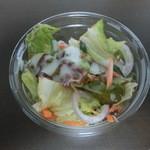 グラティネ - 料理写真:セットのサラダ