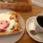 うさぎとおひさま - おひさまトースト♡