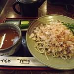 佐佳枝亭 - 料理写真:「辛味大根おろし蕎麦」700円