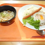 北海道工業大学 HITプラザ食堂 - アラカルト420円